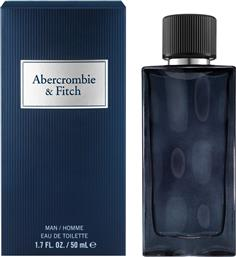 A&F FIRST INSTINCT MEN BLUE EDT 50ML - 516702 ABERCROMBIE & FITCH