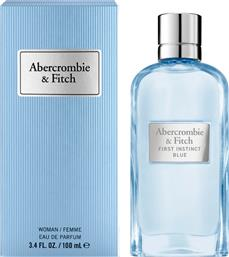 A&F FIRST INSTINCT WOMEN BLUE EDP 100ML - 516722 ABERCROMBIE & FITCH
