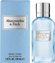 A&F FIRST INSTINCT WOMEN BLUE EDP 30ML - 516720 ABERCROMBIE & FITCH