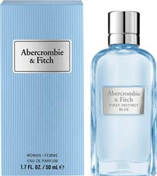 A&F FIRST INSTINCT WOMEN BLUE EDP 50ML - 516721 ABERCROMBIE & FITCH