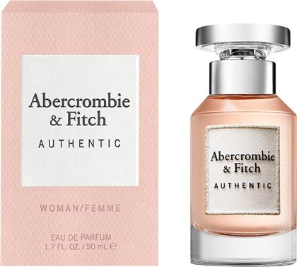 AUTHENTIC WOMEN EAU DE PARFUM 50ML ABERCROMBIE & FITCH