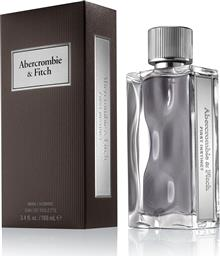 FIRST INSTICT EAU DE TOILETTE 100ML ABERCROMBIE & FITCH