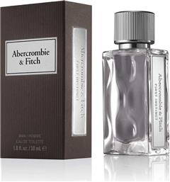 FIRST INSTICT EAU DE TOILETTE 30ML ABERCROMBIE & FITCH