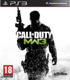 CALL OF DUTY: MODERN WARFARE 3 - PS3 GAME ACTIVISION