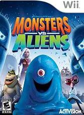 MONSTERS VS ALIENS ACTIVISION