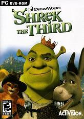 SHREK : THE THIRD ACTIVISION