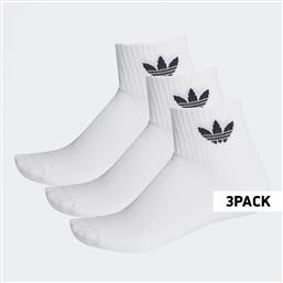 MID-CUT CREW SOCKS (9000045842-8921) ADIDAS ORIGINALS
