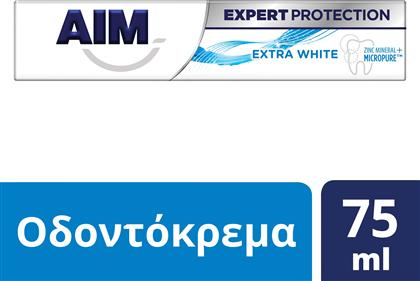 ΟΔΟΝΤΟΚΡΕΜΑ EXPERT PROTECTION EXTRA WHITE ACTION (75ML) AIM