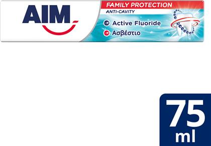 ΟΔΟΝΤΟΚΡΕΜΑ FAMILY PROTECTION (75 ML) AIM