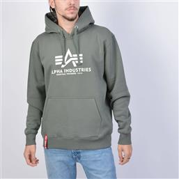 BASIC HOODY (9000041134-36462) ALPHA INDUSTRIES