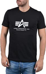 BASIC T-SHIRT (2080418090-1469) ALPHA INDUSTRIES