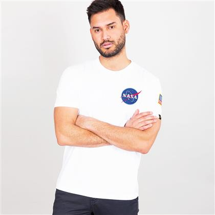 SPACE SHUTTLE ΑΝΔΡΙΚΟ T-SHIRT (9000064841-1539) ALPHA INDUSTRIES