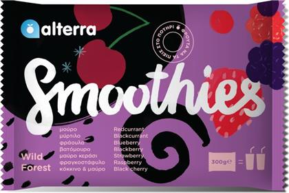 SMOOTHIES WILD FOREST 300GR ALTERRA