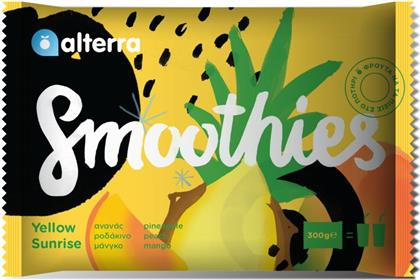 SMOOTHIES YELLOW SUNRISE 300GR ALTERRA
