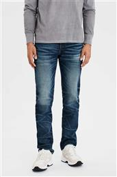 AE NE(X)T LEVEL AIRFLEX SLIM STRAIGHT JEAN - 0116-5143-913 - ΜΠΛΕ ΣΚΟΥΡΟ AMERICAN EAGLE