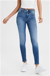 AE NE(X)T LEVEL HIGH WAISTED JEGGING - 0433-1608-437 - ΜΠΛΕ AMERICAN EAGLE