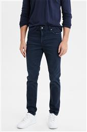 AE NE(X)T LEVEL SLIM KHAKI PANT - 0520-4127-410 - ΜΠΛΕ ΣΚΟΥΡΟ AMERICAN EAGLE