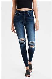 SUPER HIGH-WAISTED JEGGING - 3435-2336-458 - ΜΠΛΕ ΣΚΟΥΡΟ AMERICAN EAGLE