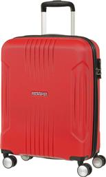 TRACKLITE SPINNER 55CM 88742/0501 ΚΟΚΚΙΝΟ AMERICAN TOURISTER