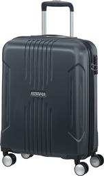 TRACKLITE SPINNER 55CM 88742/1269 ΑΝΘΡΑΚΙ AMERICAN TOURISTER