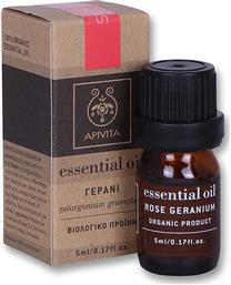 ESSENTIAL OIL ΓΕΡΑΝΙ 5ML APIVITA