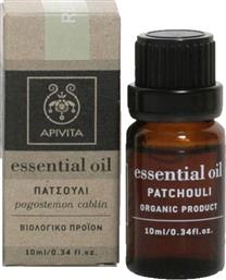 ESSENTIAL OIL ΠΑΤΣΟΥΛΙ 10ML APIVITA