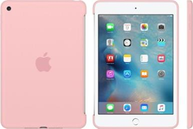 SILICONE CASE - ΘΗΚΗ IPAD MINI 4 PINK (MLD52ZM/A) APPLE