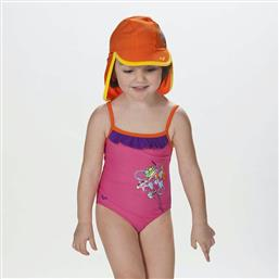 WATER TRIBE ROUCHE GIRL'S ONE PIECE (9000005972-32712) ARENA