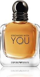 EMPORIO STRONGER WITH YOU EAU DE TOILETTE 100ML ARMANI