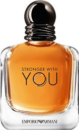 EMPORIO STRONGER WITH YOU EDT 100 ML - 3605522040588 ARMANI