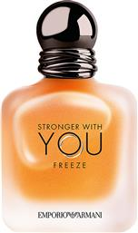 EMPORIO STRONGER WITH YOU FREEZE EAU DE TOILETTE 100 ML - 3614272889590 ARMANI