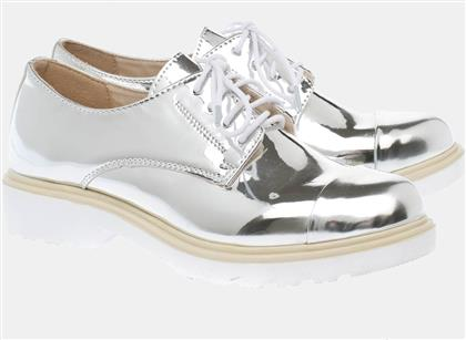 HOLLY METALLIC COLLEGE SHOE, ΑΣΗΜΙ ARTE PIEDI