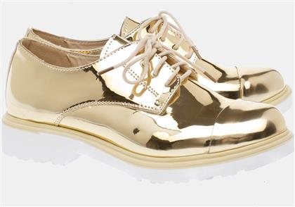 HOLLY METALLIC COLLEGE SHOE, ΧΡΥΣΟ ARTE PIEDI