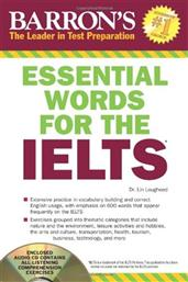 BARRON'S 600 ESSENTIAL WORDS FOR THE IELTS (+AUDIO-CD) BARRONS