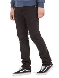 5-POCKET PANTS 182.BM49.84-BLACK ΜΑΥΡΟ BASEHIT