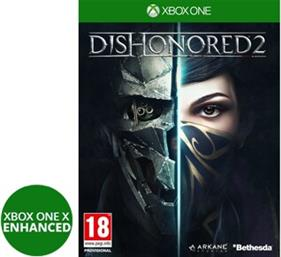 DISHONORED 2 - XBOX ONE GAME BETHESDA