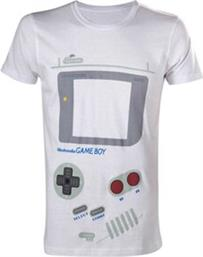 T-SHIRT NINTENDO GAMEBOY ΛΕΥΚΟ - XL BIOWORLD