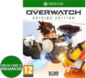OVERWATCH ORIGINS EDITION - XBOX ONE GAME BLIZZARD