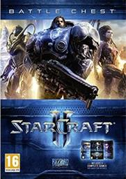 STARCRAFT II BATTLECHEST V2 - PC GAME BLIZZARD