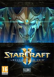STARCRAFT II LEGACY OF THE VOID BLIZZARD