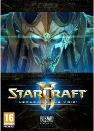 STARCRAFT II: LEGACY OF THE VOID - PC GAME BLIZZARD