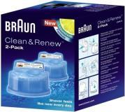 CCR2 CLEANING AND CHARGE REFILLS BRAUN