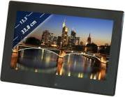 DIGIFRAME 1360 13.3'' PHOTO FRAME WITH SPEAKERS BLACK ACRYLIC BRAUN