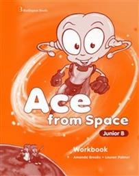 ACE FROM SPACE JUNIOR B TESTBOOK BURLINGTON