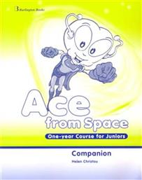 ACE FROM SPACE ONE YEAR COURSE FOR JUNIORS - COMPANION BURLINGTON