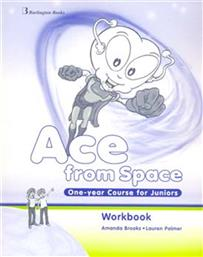 ACE FROM SPACE ONE YEAR COURSE FOR JUNIORS WORKBOOK BURLINGTON