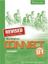 CONNECT B1 COMPANION D CLASS REVISED BURLINGTON