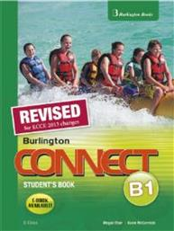 CONNECT B1 STUDENT'S BOOK D CLASS REVISED BURLINGTON