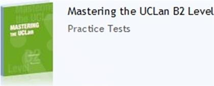 MASTERING THE UCLAN B2 STUDENTS BOOK BURLINGTON