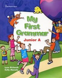 MY FIRST GRAMMAR JUNIOR A STUDENT'S BOOK BURLINGTON